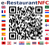 Carte Multilingue E-Restaurant NFC